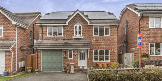 Asking Price £320,000, 4 Bedroom Detached House For Sale in Fowey, PL23
