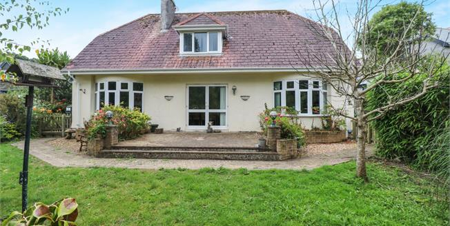 Asking Price £470,000, 6 Bedroom Detached Bungalow For Sale in Gorran Haven, PL26