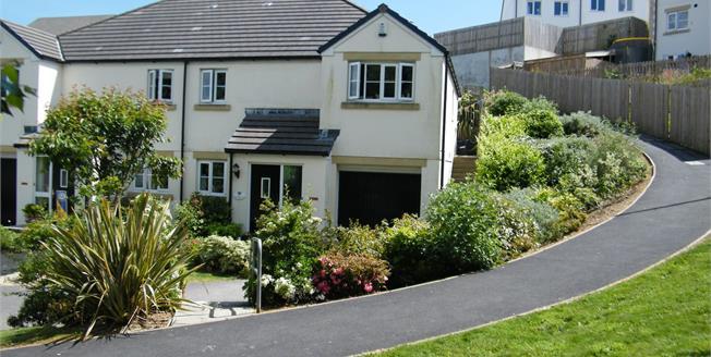 Asking Price £190,000, 3 Bedroom Semi Detached House For Sale in Par, PL24