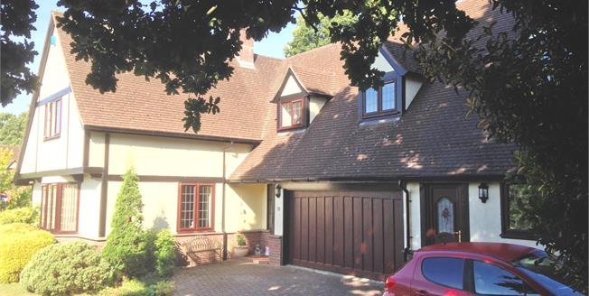 Asking Price £495,000, 4 Bedroom Detached House For Sale in Lostwithiel, PL22