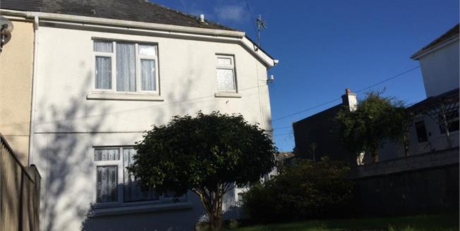 Asking Price £174,950, 3 Bedroom Semi Detached House For Sale in Fowey, PL23