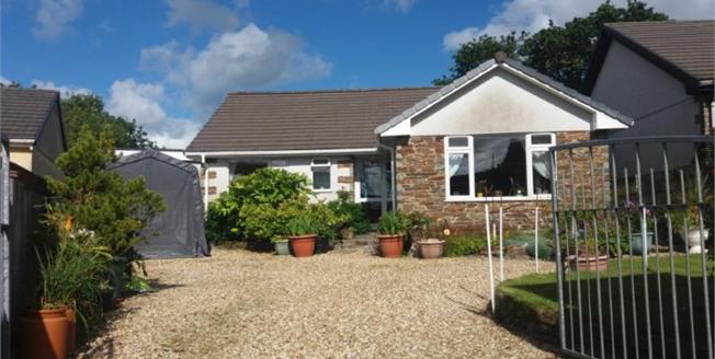 Offers in the region of £169,950, 2 Bedroom Detached Bungalow For Sale in Bugle, PL26