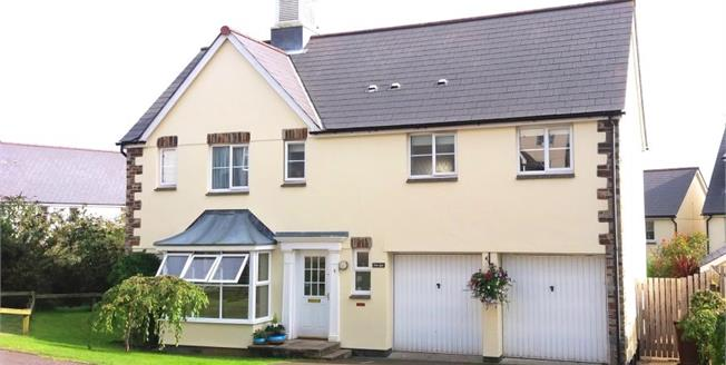 Guide Price £270,000, 4 Bedroom Detached House For Sale in St. Austell, PL25