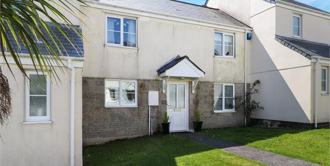 Asking Price £156,000, 3 Bedroom Terraced House For Sale in Roche, PL26
