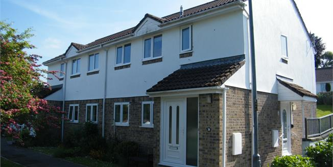 Asking Price £115,000, 2 Bedroom Flat For Sale in St. Austell, PL25