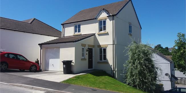 Asking Price £209,950, 4 Bedroom Detached House For Sale in Par, PL24