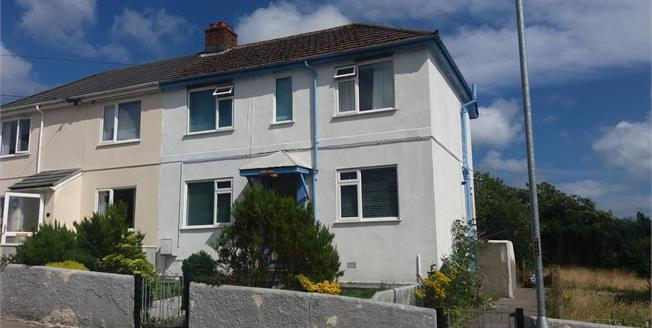 Guide Price £120,000, 3 Bedroom Semi Detached House For Sale in St. Austell, PL25