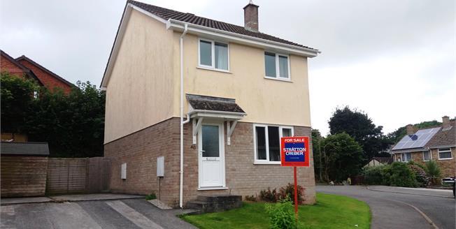 Asking Price £174,950, 3 Bedroom Detached House For Sale in Par, PL24