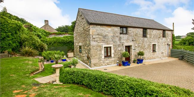 Guide Price £332,500, 4 Bedroom Detached House For Sale in St. Stephen, PL26