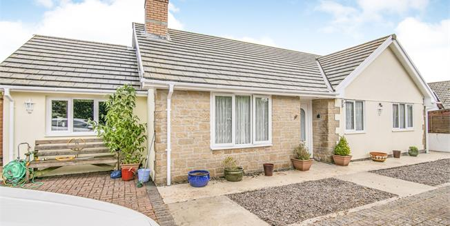 Asking Price £219,950, 3 Bedroom Detached Bungalow For Sale in Roche, PL26