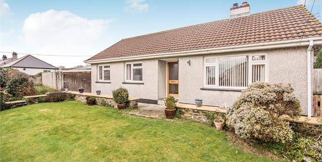 Asking Price £239,000, 3 Bedroom Detached Bungalow For Sale in Trewoon, PL25