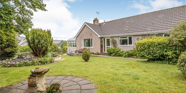 Asking Price £340,000, 3 Bedroom Detached Bungalow For Sale in Trethurgy, PL26