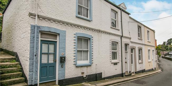 Guide Price £325,000, 2 Bedroom Semi Detached House For Sale in Fowey, PL23