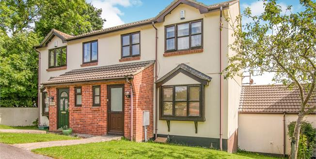Asking Price £189,000, 3 Bedroom Semi Detached House For Sale in St. Austell, PL25