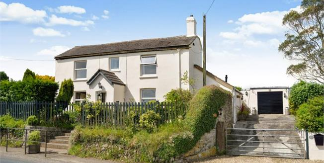 Asking Price £350,000, 4 Bedroom Detached House For Sale in Kenwyn, TR4