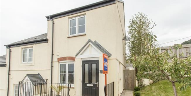 Offers in excess of £200,000, 2 Bedroom End of Terrace House For Sale in Truro, TR1