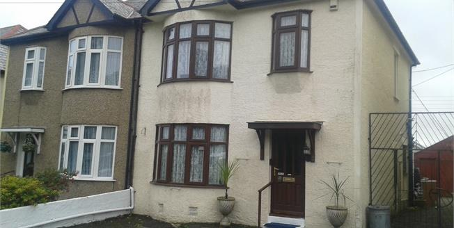 Offers in the region of £239,950, 4 Bedroom Semi Detached House For Sale in Truro, TR1