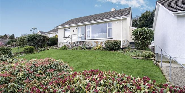 Asking Price £235,000, 2 Bedroom Detached Bungalow For Sale in Truro, TR1