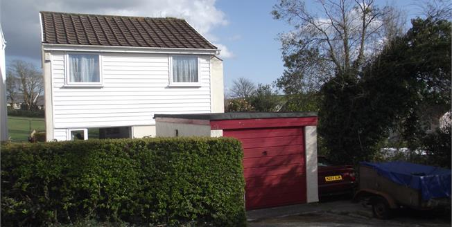 Guide Price £190,000, 3 Bedroom Detached House For Sale in Shortlanesend, TR4
