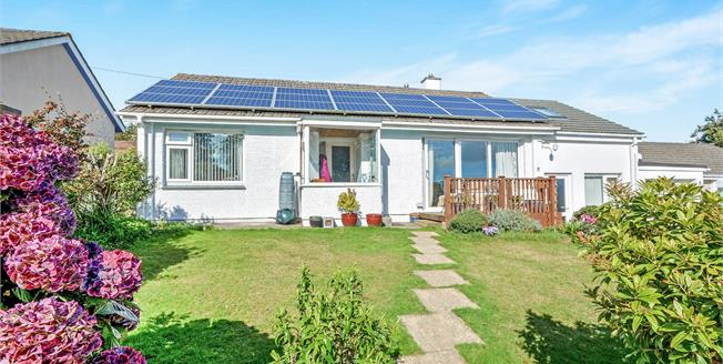 Offers in excess of £270,000, 3 Bedroom Detached Bungalow For Sale in Truro, TR1