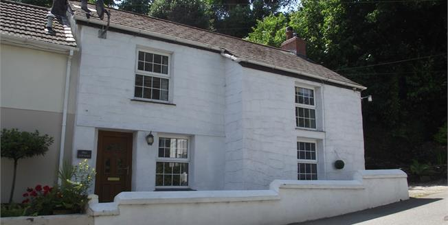 Guide Price £200,000, 2 Bedroom House For Sale in Truro, TR3