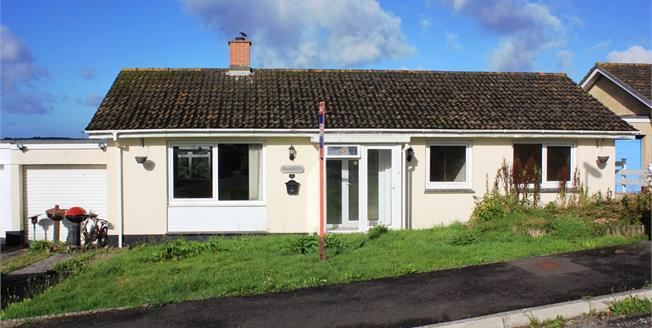 Asking Price £270,000, 3 Bedroom Detached Bungalow For Sale in Probus, TR2