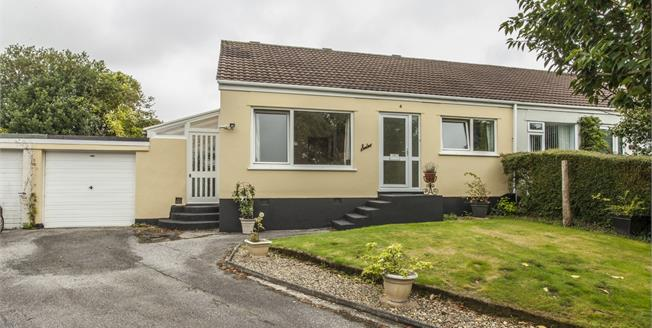 Offers in excess of £250,000, 4 Bedroom Semi Detached Bungalow For Sale in Truro, TR4