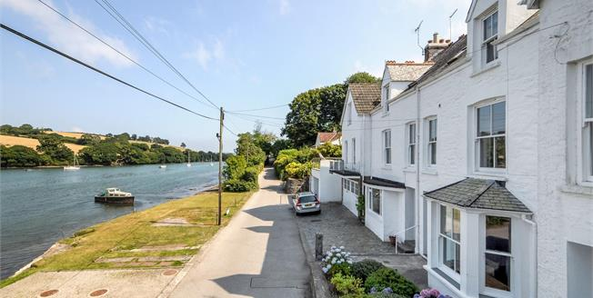 Offers Over £625,000, 4 Bedroom Terraced Cottage For Sale in Mylor, TR11