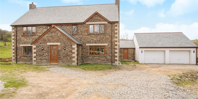 Offers in excess of £700,000, 6 Bedroom Detached House For Sale in Truro, TR4