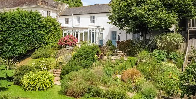 Guide Price £775,000, 4 Bedroom House For Sale in Marazion, TR17