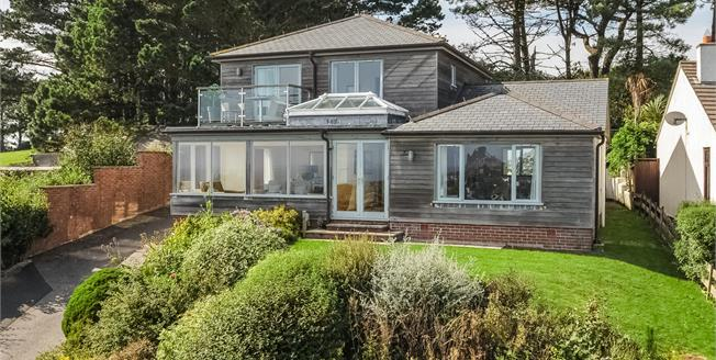 Offers in the region of £1,000,000, 3 Bedroom Detached House For Sale in Fowey, PL23