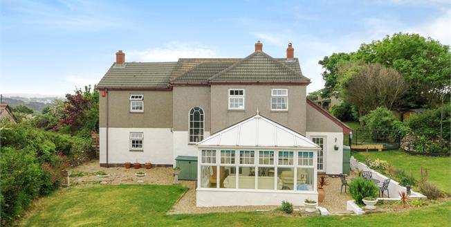 Offers Over £575,000, 3 Bedroom Detached House For Sale in Camborne, TR14