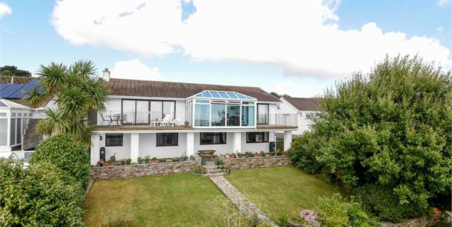 Offers in excess of £600,000, 4 Bedroom Detached House For Sale in Duporth, PL26