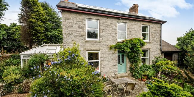 £575,000, 4 Bedroom Detached House For Sale in Constantine, TR11