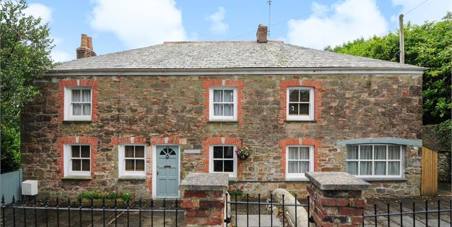 Guide Price £650,000, 5 Bedroom Detached House For Sale in St. Austell, PL25