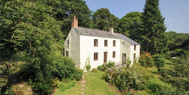 Guide Price £599,500, 4 Bedroom Detached House For Sale in Penweathers, TR3