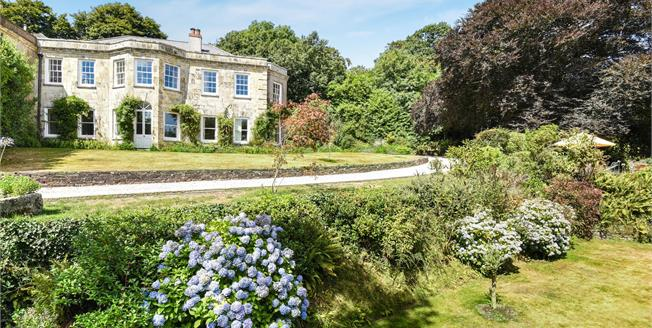 Offers in excess of £1,000,000, 5 Bedroom House For Sale in Cornwall, TR1