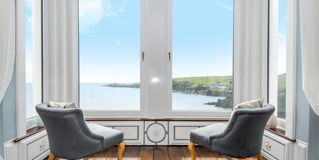 Guide Price £895,000, 4 Bedroom Terraced House For Sale in Mevagissey, PL26