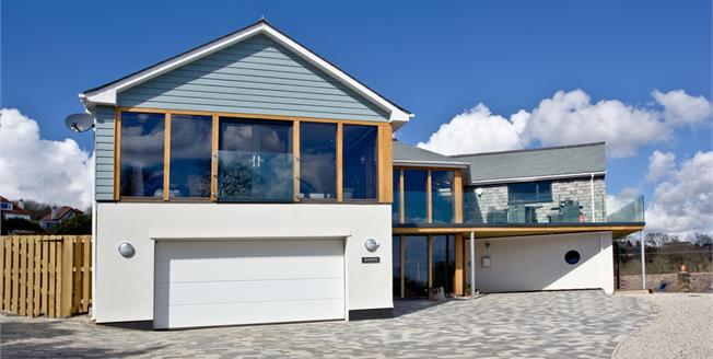 Guide Price £1,250,000, 4 Bedroom Detached House For Sale in St. Austell, PL26