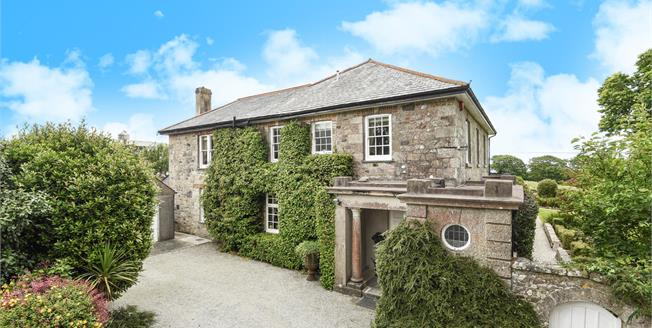 Offers in excess of £800,000, 4 Bedroom Detached House For Sale in St. Austell, PL25