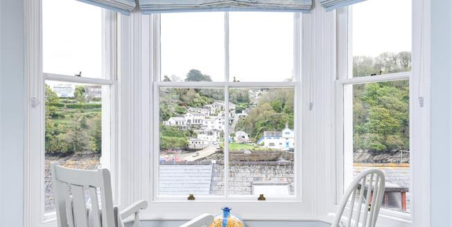 Guide Price £550,000, 3 Bedroom End of Terrace House For Sale in Fowey, PL23