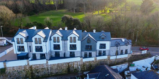 Guide Price £435,000, 2 Bedroom End of Terrace House For Sale in St Ives, TR26