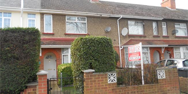 Asking Price £210,000, 3 Bedroom Terraced House For Sale in Bedford, MK42