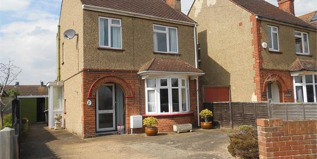 Asking Price £300,000, 3 Bedroom Detached House For Sale in Cople, MK44