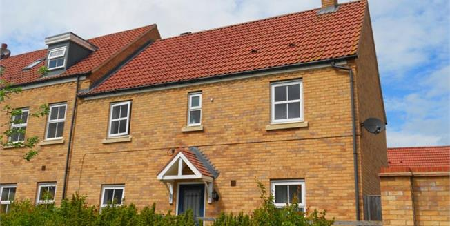 £310,000, 4 Bedroom Semi Detached House For Sale in Bedford, MK41