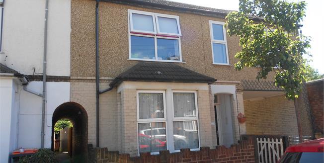 Asking Price £125,000, 1 Bedroom Maisonette For Sale in Bedford, MK42