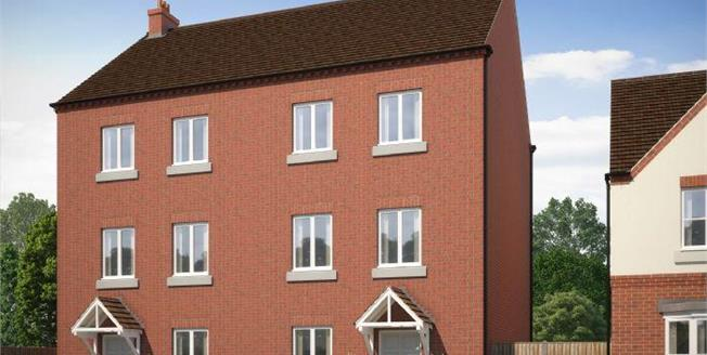 £289,995, 4 Bedroom Semi Detached House For Sale in Anglia Way, MK40
