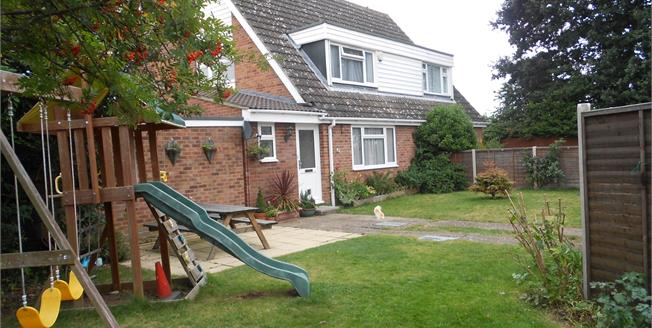 Asking Price £260,000, 3 Bedroom Semi Detached House For Sale in Oakley, MK43