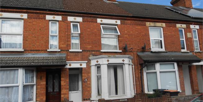 Asking Price £175,000, 2 Bedroom Terraced House For Sale in Bedford, MK42