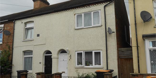 Asking Price £200,000, 3 Bedroom End of Terrace House For Sale in Bedford, MK42